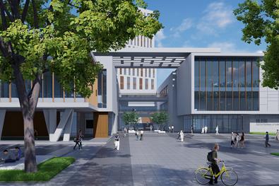 厦门软件职业技术学院图书馆