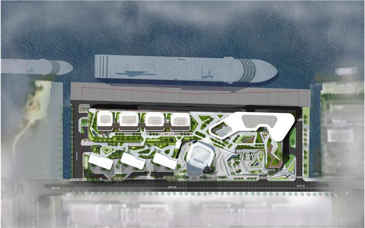 广州南沙国际邮轮母港