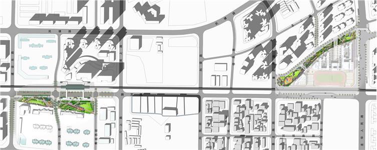龙华区绿廊建设工程(三期)