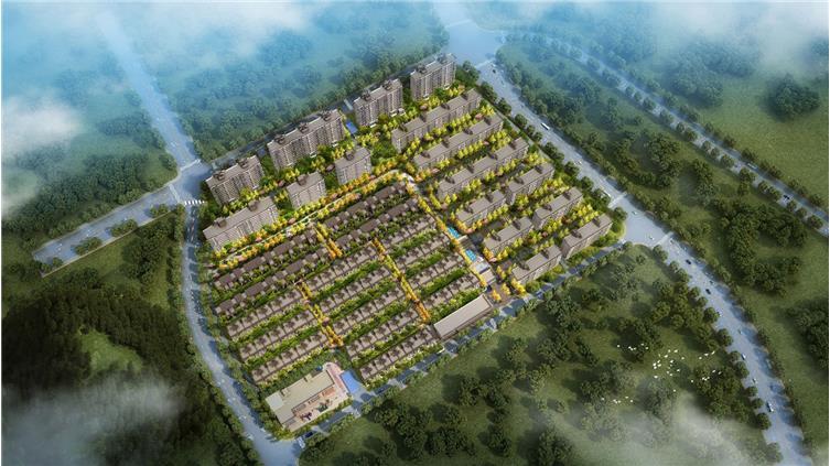 重庆首创禧瑞山河