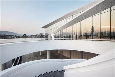 南安智慧城售楼部项目