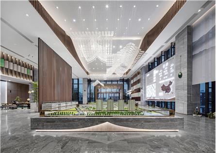 安徽亳州圣桦锦江天玺销售中心