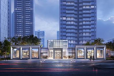 电建番禺区沙头街横江地块一项目
