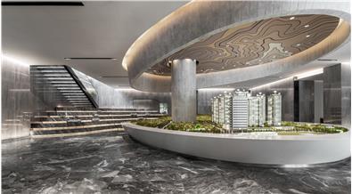 珠海市五洲花城二期项目销售中心