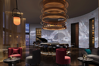 南京·绿地紫峰大厦72层会所