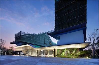 三亚 保利C+国际博览中心 创客社区