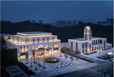 重庆永川万科城