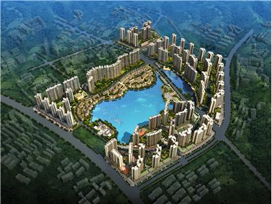 桂林花样年·麓湖国际社区