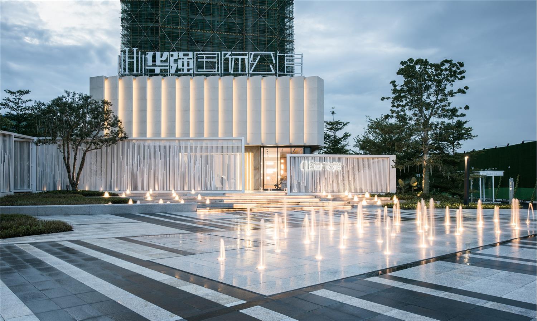 江门华强国际公馆 | 蓝珀之镜