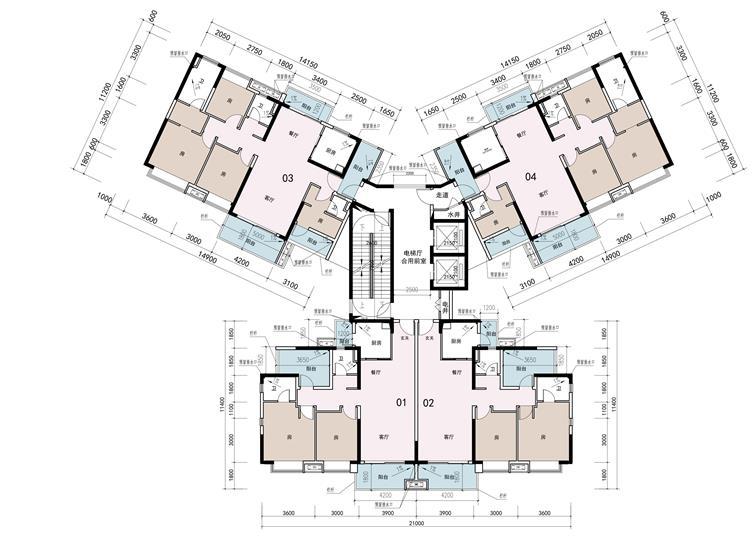 3#住宅平面图.jpg