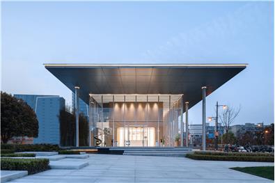 上海平金中心展示中心