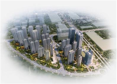 禹州武汉太子湖K1、K2地块项目地下车库