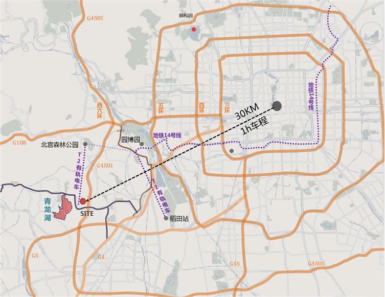 北京万科云庐项目示范区
