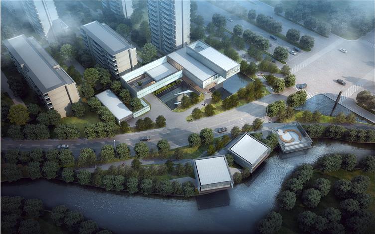 南通仁恒公园世纪 -艺术生活馆