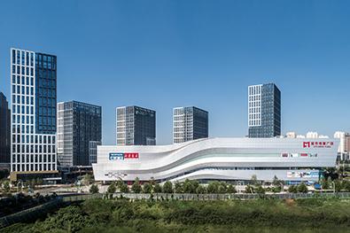青岛数媒中心项目