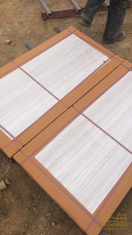 仿白木纹大理石瓷砖