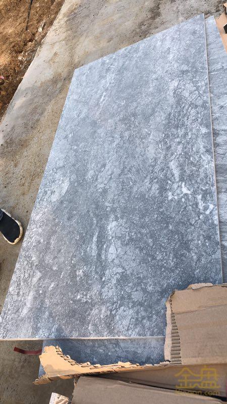 仿波涛灰大理石瓷砖
