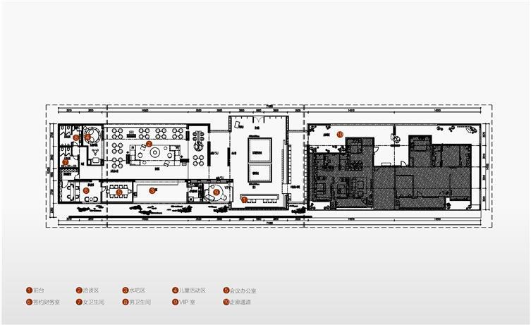 青岛保利源城领秀山售楼处 平面图.jpg
