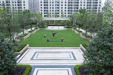 新城荣樾·泰州·皇家花园大区