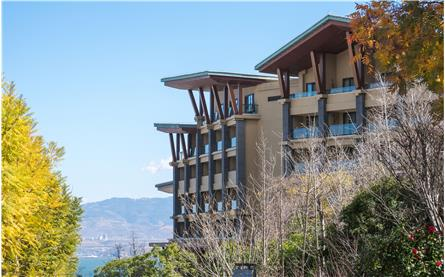 云南大理希尔顿酒店