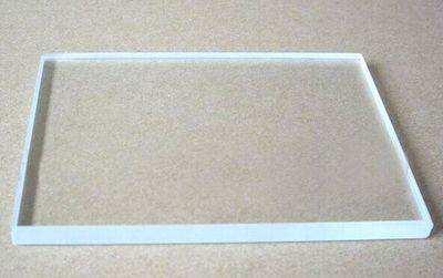 超白钢化玻璃