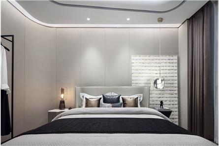 成都保利国际广场A3型精装公寓样板