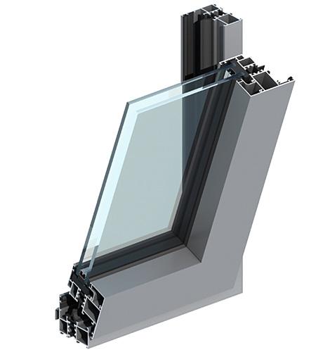 断热铝合金门窗