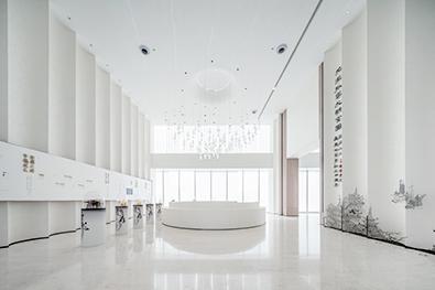 西安正荣·紫阙台品牌文化展示馆(室内空间)