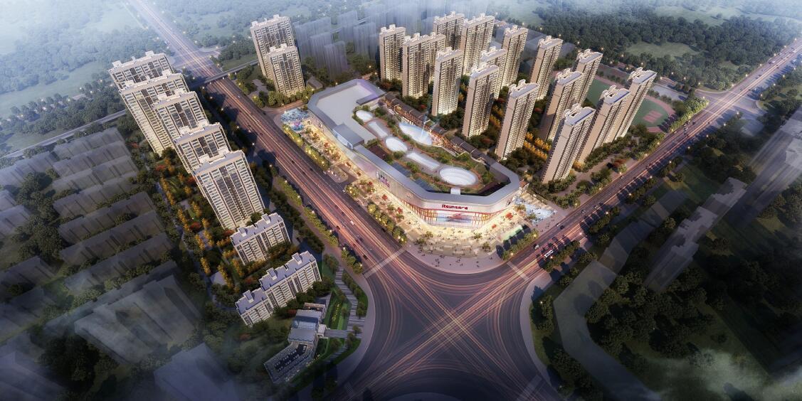 安庆弘阳上城展示中心