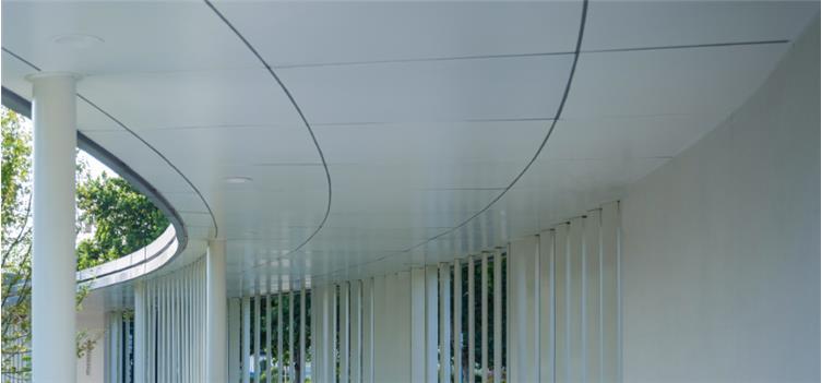 廊架铝扣板