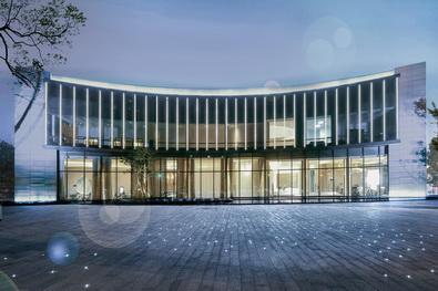 泉州石狮金辉城项目展示区