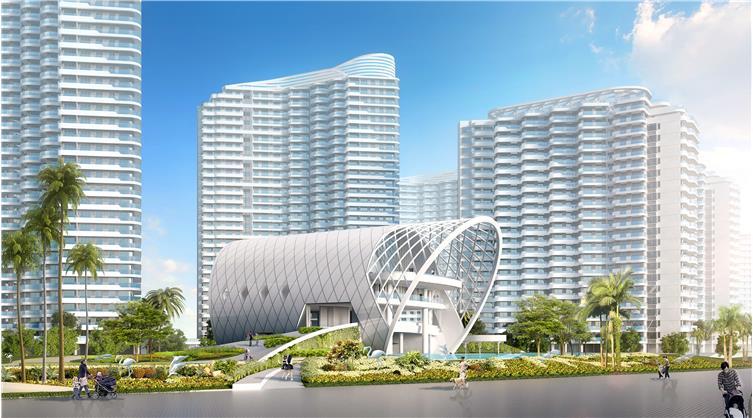 彰泰·海棠湾销售中心