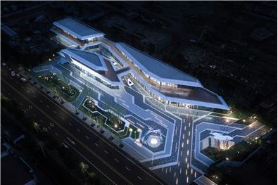 弘阳徐州公园大道景观示范区