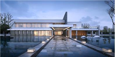 L SID | 武汉和光晨樾销售中心—结构是光线的创造者