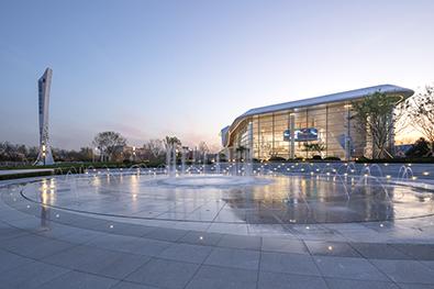 青岛市西海岸创新科技城示范区景观设计