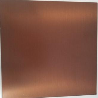 金棕色拉丝铝板