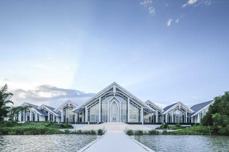 江门世茂·碧海银湖体验中心