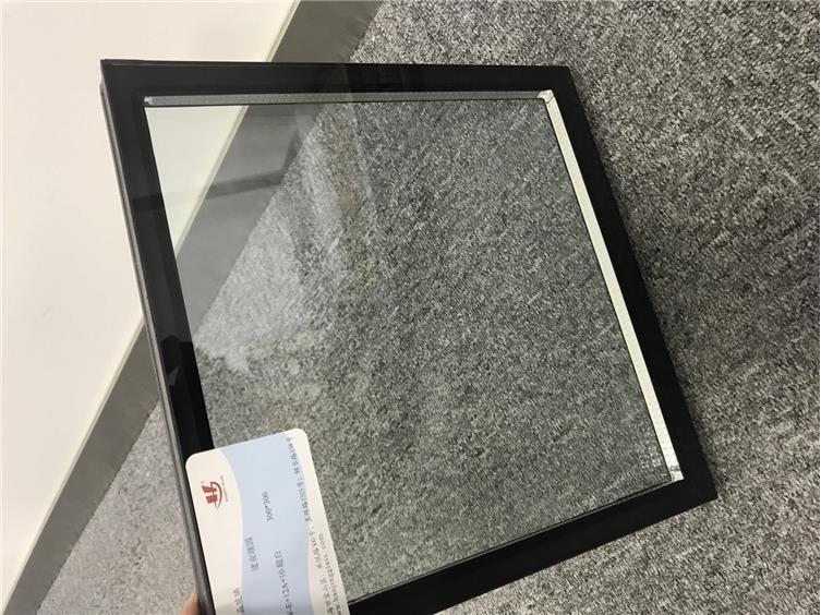 12mmLow-E+12A+12mm双超白中空玻璃