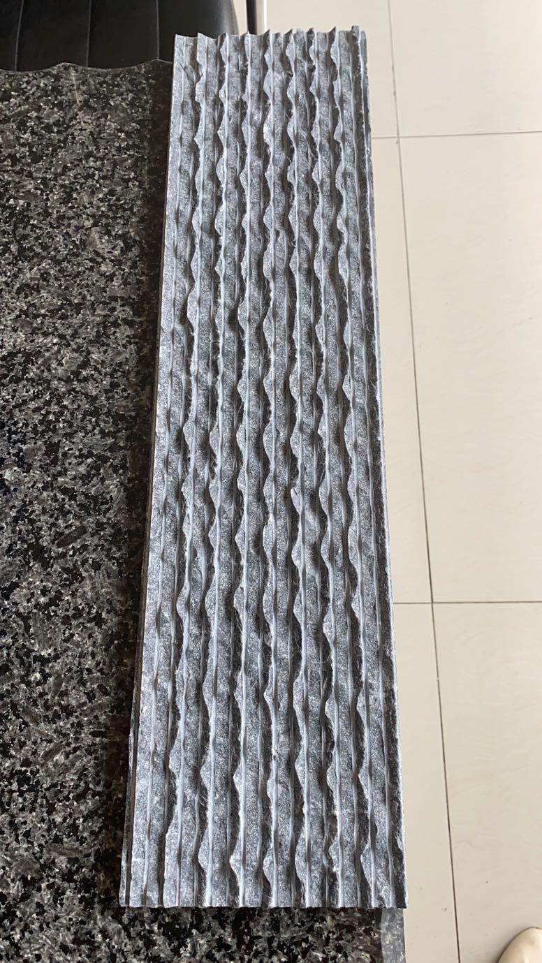 中国黑流水纹