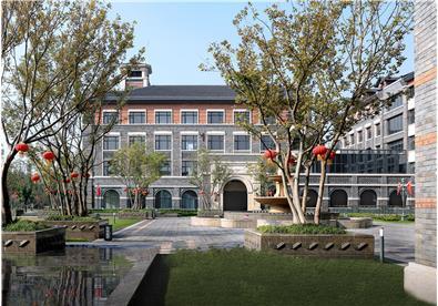 来安孔雀城研发及创新服务中心