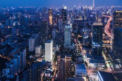 上海静安宝华中心