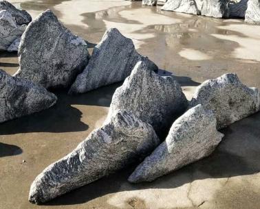 雪浪石水洗面花岗岩