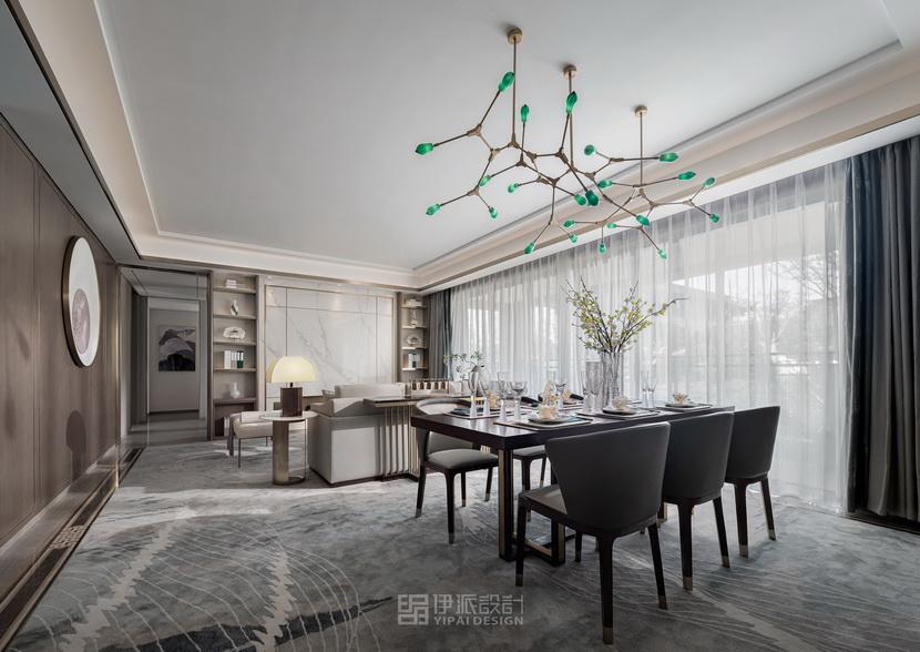 蓝光-雍锦湾169㎡中式雅奢,至美空间、精致生活!