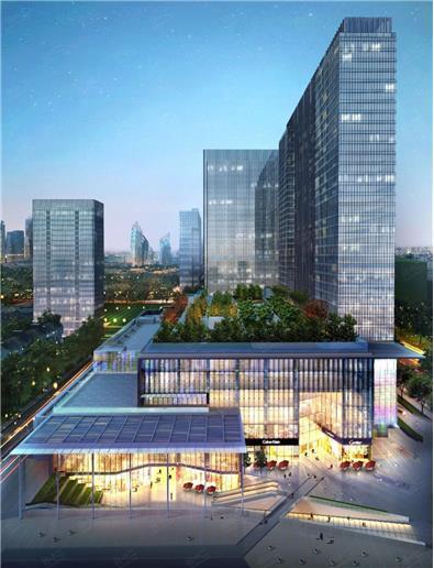 北京通州希尔顿酒店