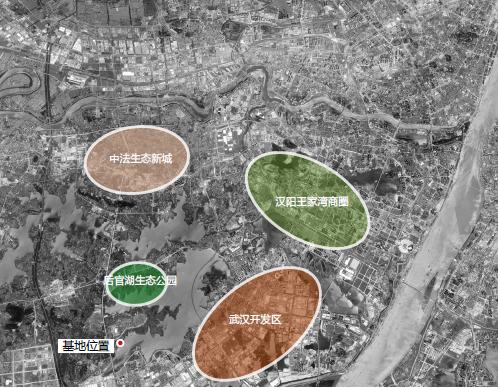 武汉力高雍湖湾大区