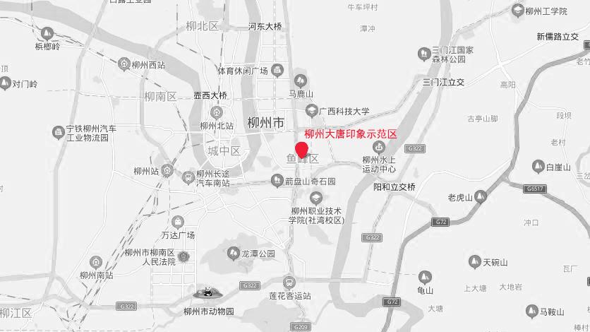 柳州·大唐印象示范区