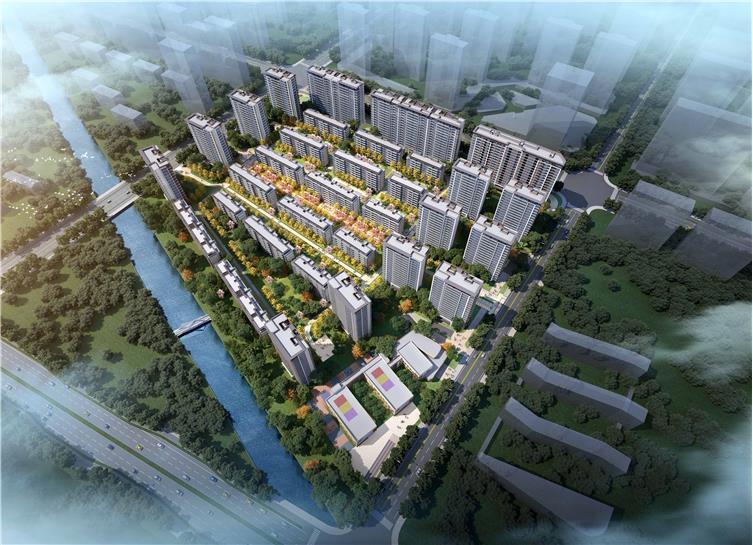 杭州保利欣品示范区