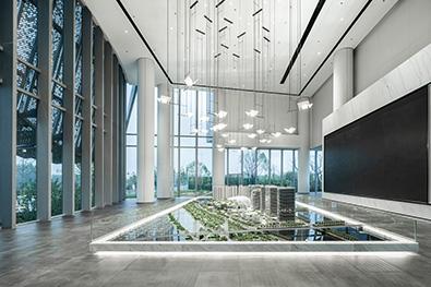 南京雅居乐·汇港城营销中心