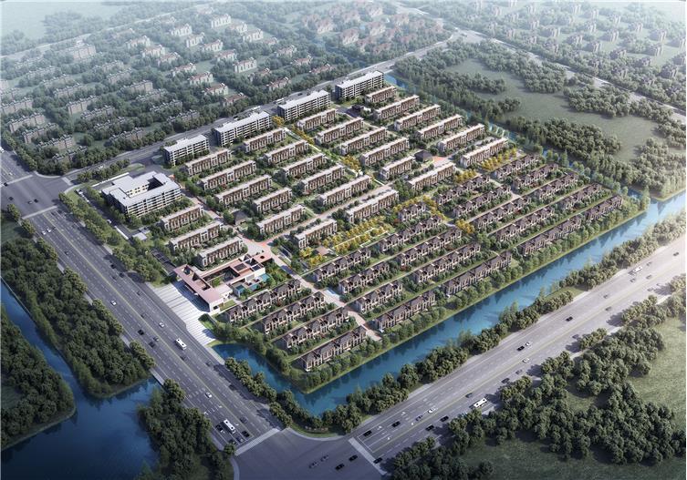 上海国贸佘山原墅