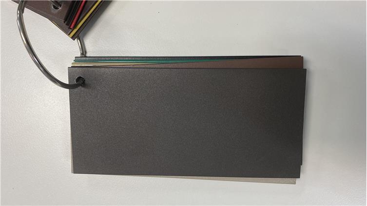 深咖色铝型材